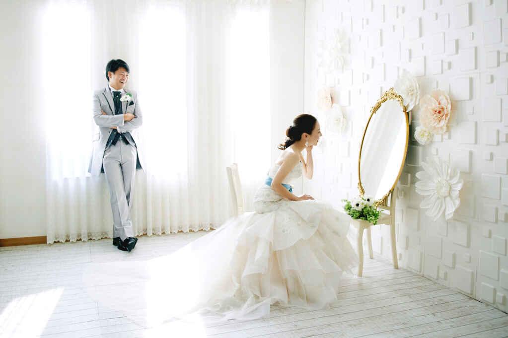 フォトウェディング&前撮り/ドレス・スタジオフォト